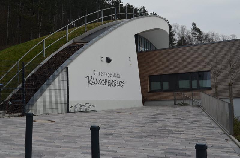 Erweiterung Kita Rauschenberg, Petersberg