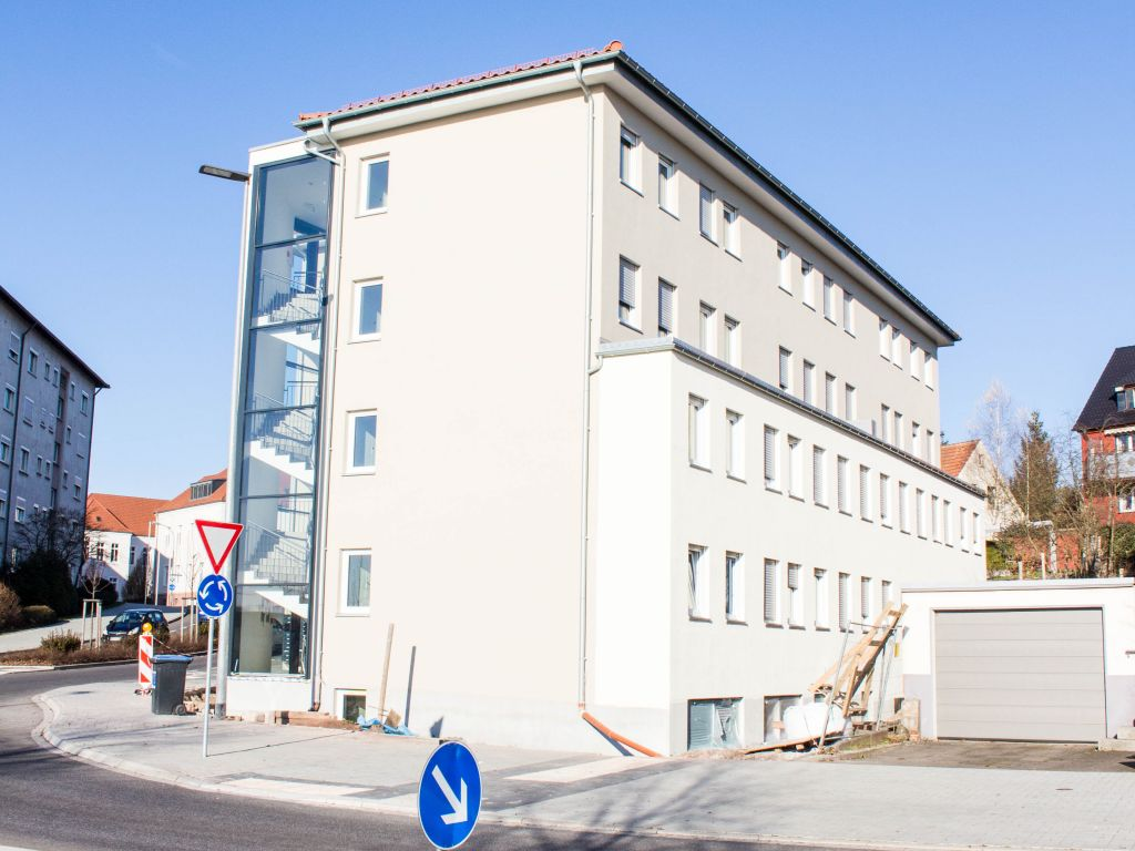 Neubau Studentenappartments, Fulda